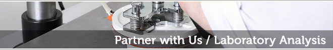 Partner with Us: Laboratory Analysis